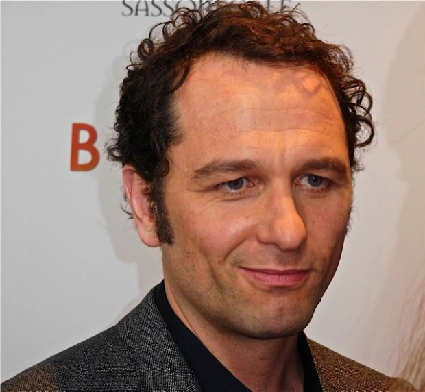 "Matthew Rhys at the ""Burnt"" premiere in NYC 