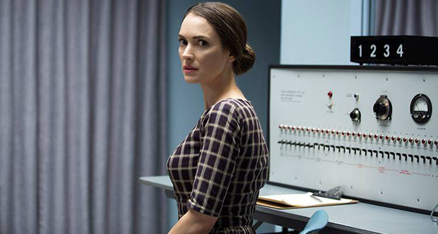 "Winona Ryder in ""Experimenter"""