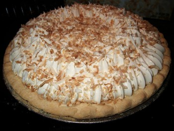 Marie Callender's Coconut Cream Pie