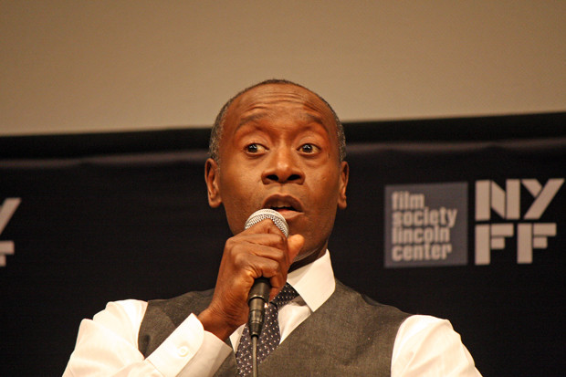 "Don Cheadle talks about ""Miles Ahead"" at the 2015 New York Film Festival 