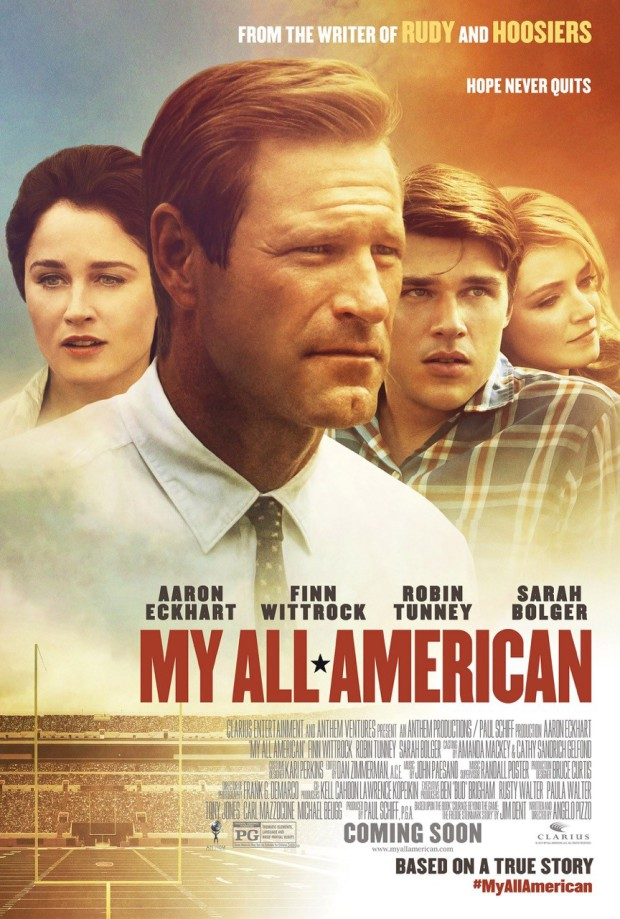 My All American Poster