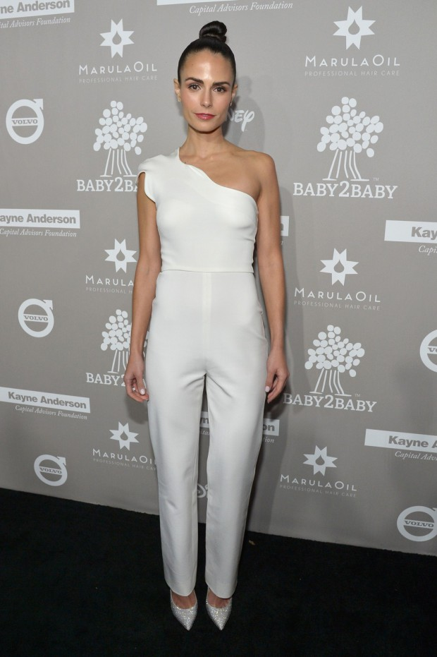 CULVER CITY, CA - NOVEMBER 14: Actress Jordana Brewster attends the 2015 Baby2Baby Gala presented by MarulaOil & Kayne Capital Advisors Foundation honoring Kerry Washington at 3LABS on November 14, 2015 in Culver City, California. (Photo by Charley Gallay/Getty Images for Baby2Baby)