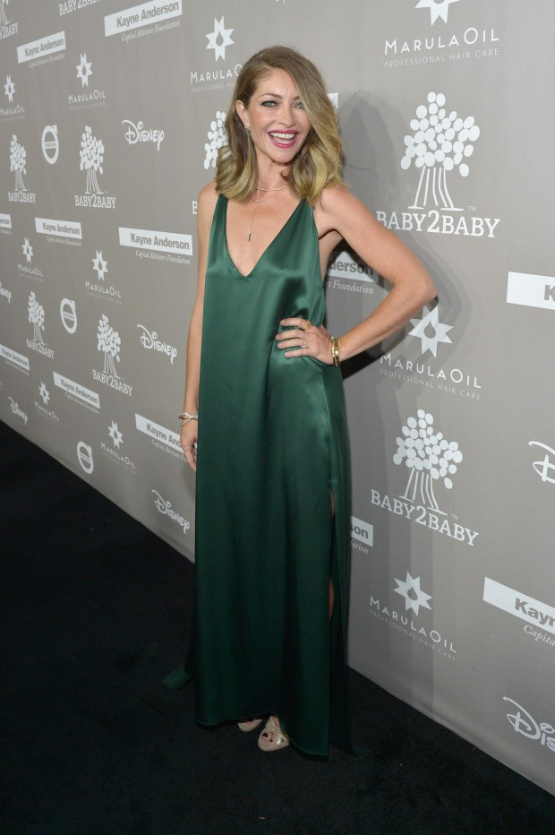 CULVER CITY, CA - NOVEMBER 14: Actress Rebecca Gayheart attends the 2015 Baby2Baby Gala presented by MarulaOil & Kayne Capital Advisors Foundation honoring Kerry Washington at 3LABS on November 14, 2015 in Culver City, California. (Photo by Charley Gallay/Getty Images for Baby2Baby)