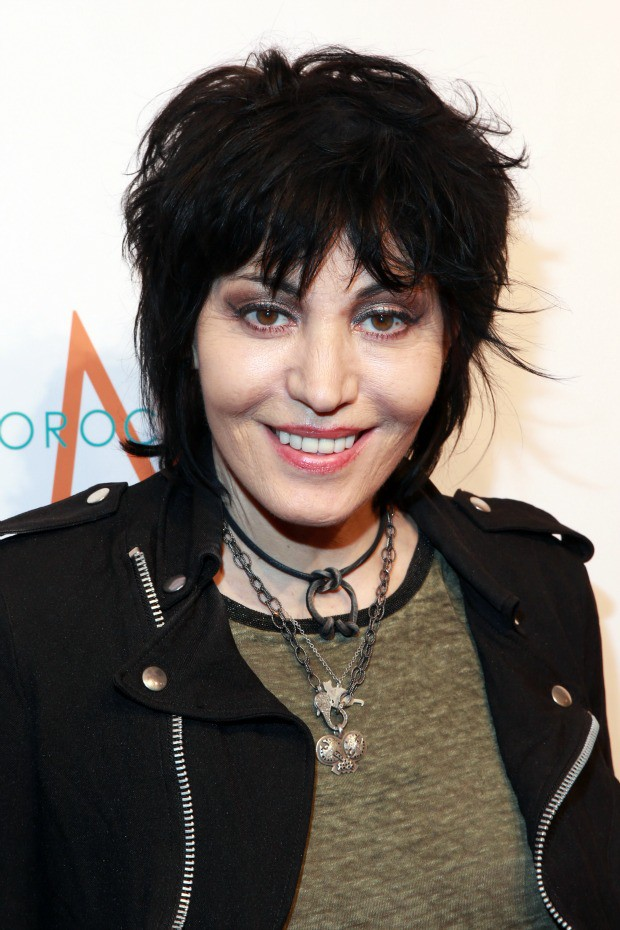 Rocker Joan Jett at the Humane Society annual gala | Amy Sussman/AP Images for The HSUS