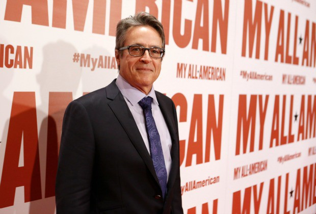 Director Angelo Pizzo seen at Clarius Entertainment Los Angeles Premiere of 'My All American' at The Grove on Monday, November 9, 2015, in Los Angeles, CA. (Photo by Eric Charbonneau/Invision for Clarius Entertainment/AP Images)