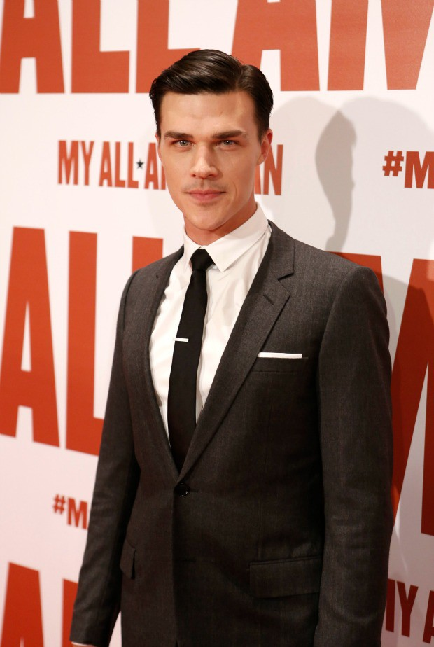 Finn Wittrock seen at Clarius Entertainment Los Angeles Premiere of 'My All American' at The Grove on Monday, November 9, 2015, in Los Angeles, CA. (Photo by Eric Charbonneau/Invision for Clarius Entertainment/AP Images)