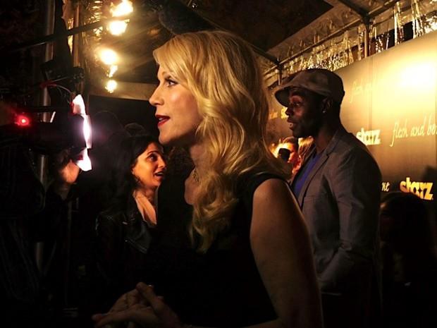 "Moira Walley-Beckett at the Starz ""Flesh and Bone"" Premiere | Paula Schwartz Photo"