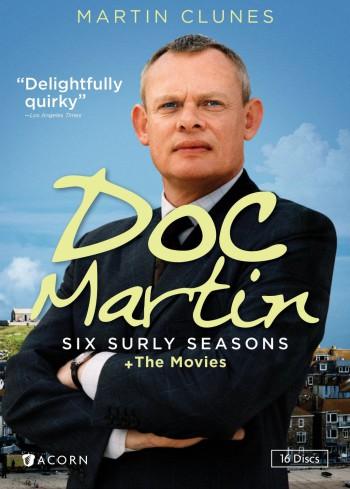 Doc Martin Six Surly Seasons