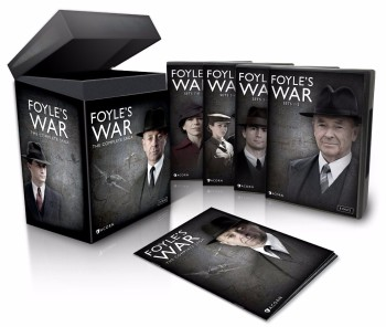 Foyles War Complete Saga