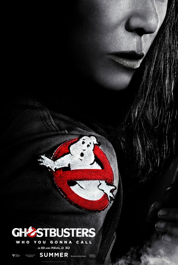 Ghostbusters Poster Krstn