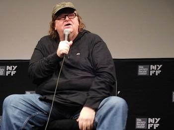 "Michael Moore, ""Where To Invade Next"" | Paula Schwartz Photo"