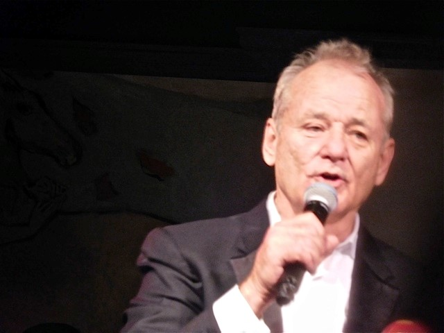 Bill Murray Christmas.Bill Murray Had The Best Time At A Very Murray Christmas