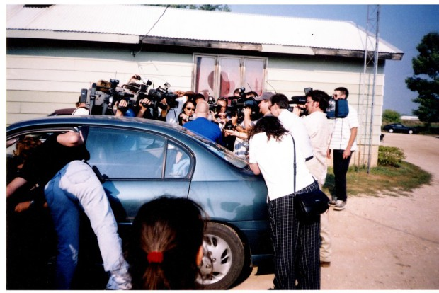 "Steven Avery in the Netflix original documentary series ""Making A Murderer"" Photo Credit: Netflix"