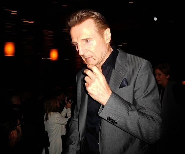 NYFCC 2016: Liam Neeson | Paula Schwartz Photo