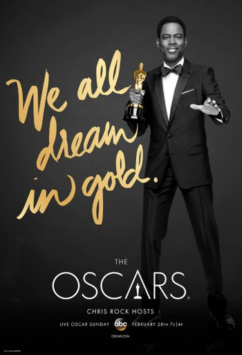 Oscars Poster Chris Rock