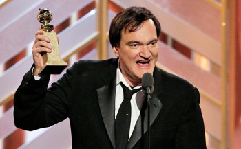 "Quentin Tarantino, director of ""The Hateful Eight"""