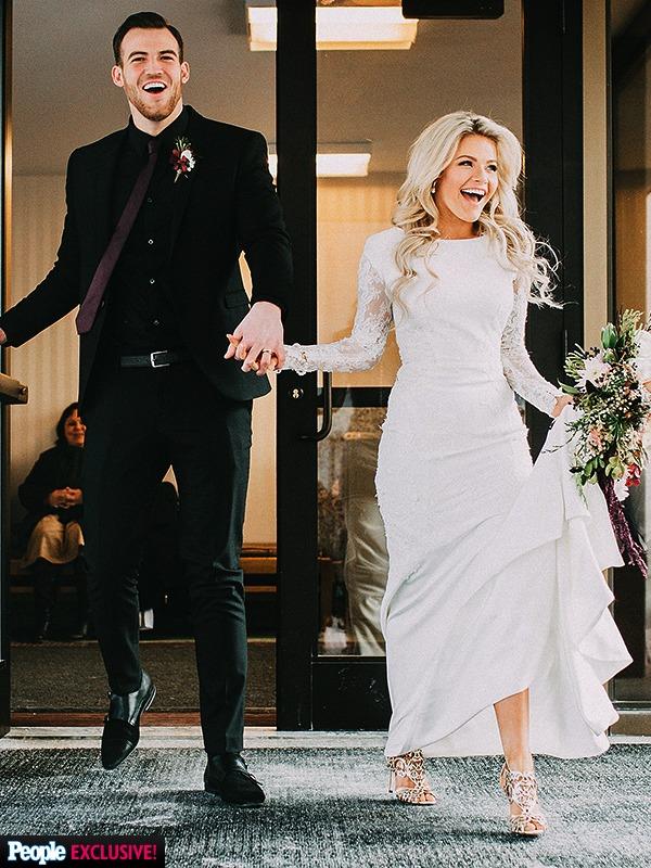 Witney Carson Wedding Dress 3