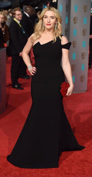 BAFTA Awards 2016, Kate Winslet