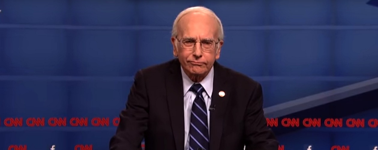 Bernie Sanders, Larry David, Saturday Night Live