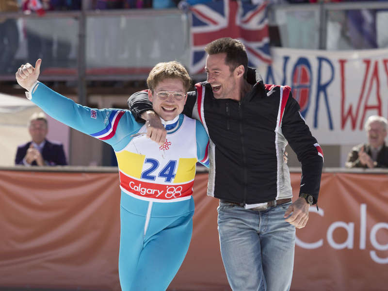 New Movies This Week Include 'Eddie the Eagle'