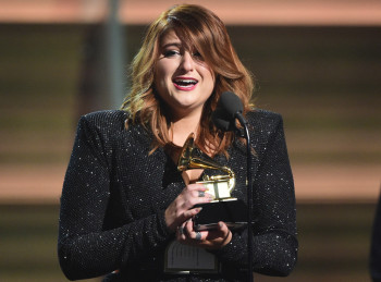 Grammys 2016, Meghan Trainor, Grammy Awards
