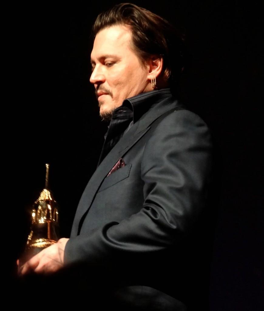 Johnny Depp, Santa Barbara Film Festival