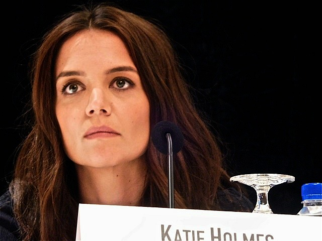 Katie Holmes, Touched With Fire