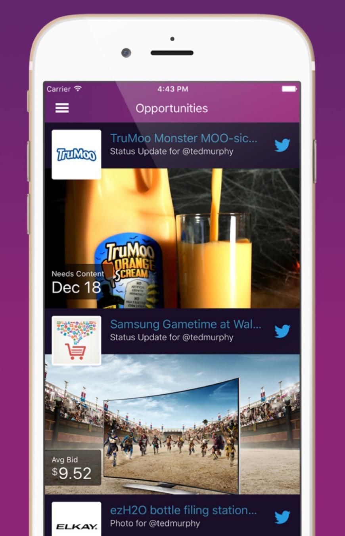 Make Money Online, IZEA, iPhone App