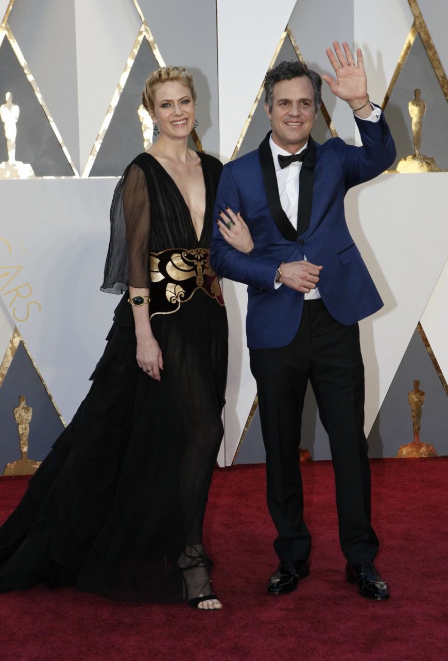 Mark Ruffalo, Oscars 2016, Winners