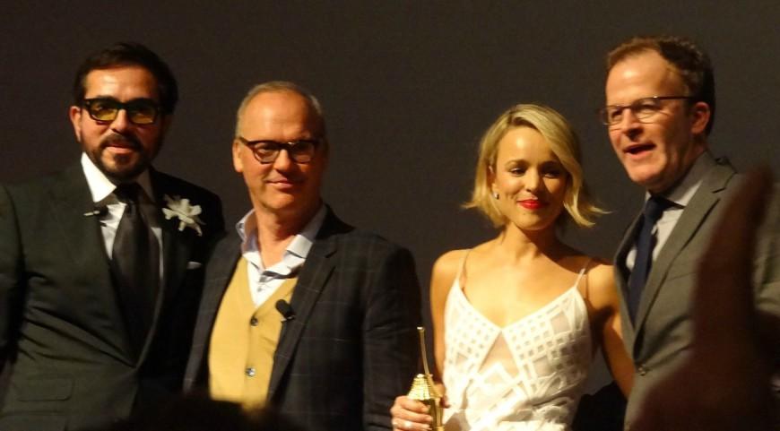 Rachel McAdams, Santa Barbara Film Festival
