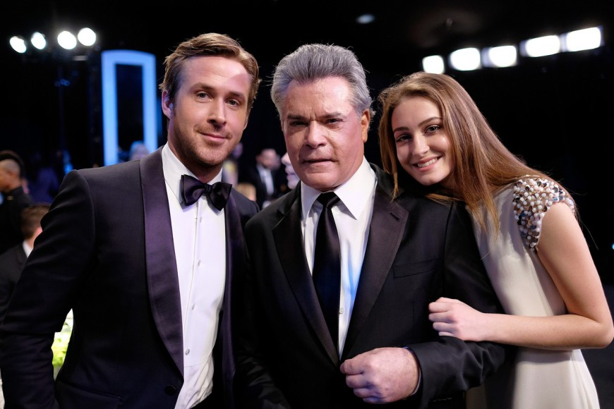 SAG Awards 2016 Ryan Gosling Ray Liotta