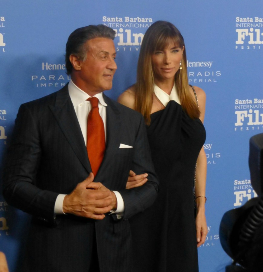 Sylvester Stallone, Santa Barbara International Film Festival