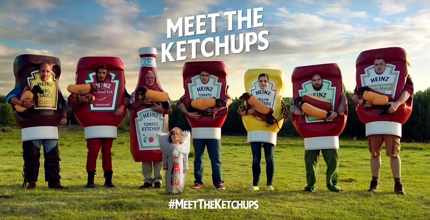 Super Bowl Commercials: Heinz Wiener Dogs Stampede