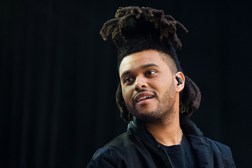 The Weeknd, iHeartRadio Awards