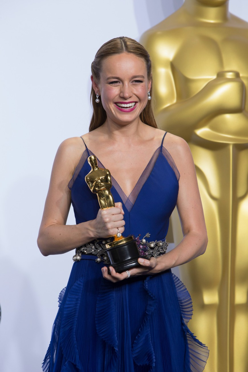 Brie Larson Room Academy Awards