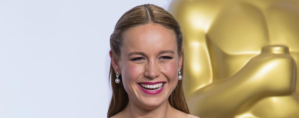 Brie Larson Room Academy Awards