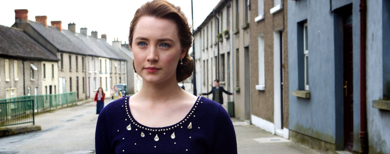 Brooklyn, Saoirse Ronan, DVD Bluray