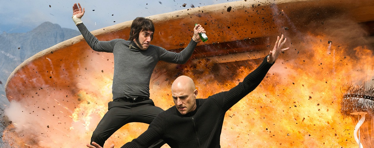 Sacha Baron Cohen, The Brothers Grimsby