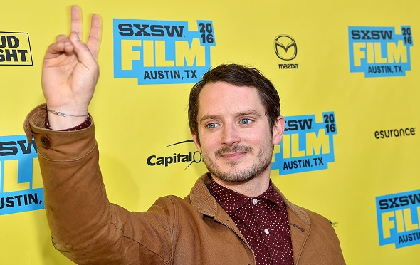 Elijah Wood, SXSW, The Trust