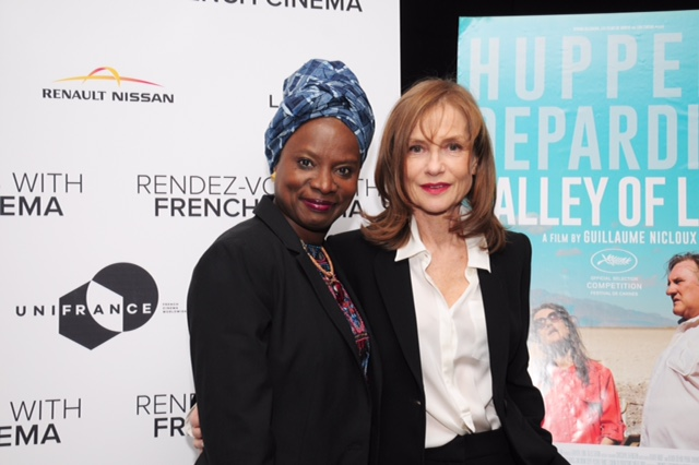 Elisabeth Huppert, Angelique Kidjo