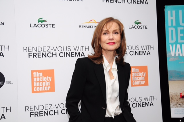 Isabelle Huppert, Rendez-Vous With French Cinema