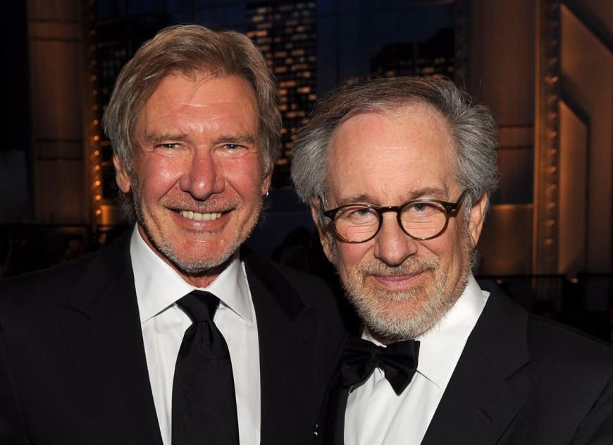 Indiana Jones, Harrison Ford, Steven Spielberg