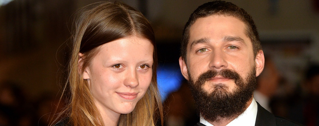 Shia LaBeouf Is Dating FKA Twigs After Divorcing Mia Goth