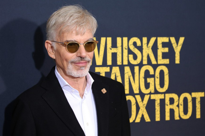 Billy Bob Thornton at the Whiskey Tango Foxtrot Red Carpet Premiere