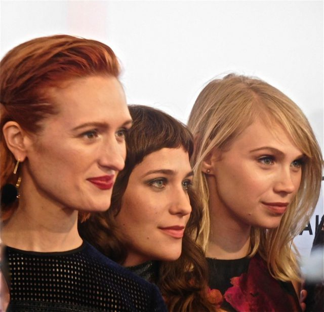 Breeda Wool, Lola Kirke, Charlotte Maltby