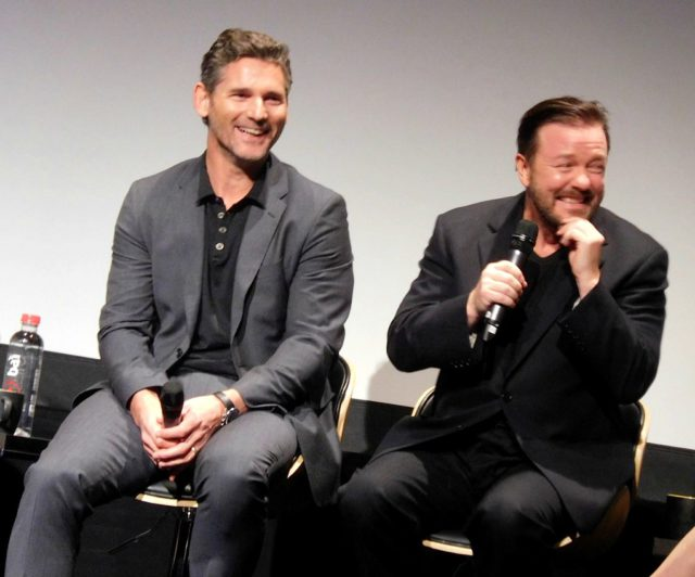 Ricky Gervais, Special Correspondents