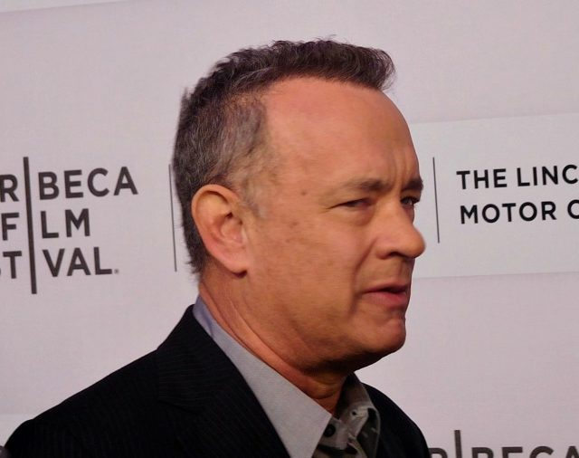 Tom Hanks, A Hologram for the King