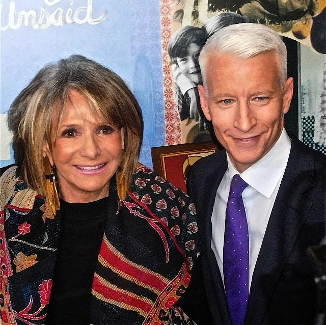 Gloria Vanderbilt, Anderson Cooper, Nothing Left Unsaid