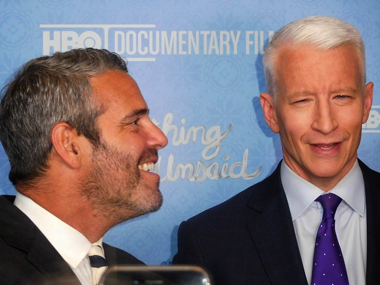 Anderson Cooper, Nothing Left Unsaid