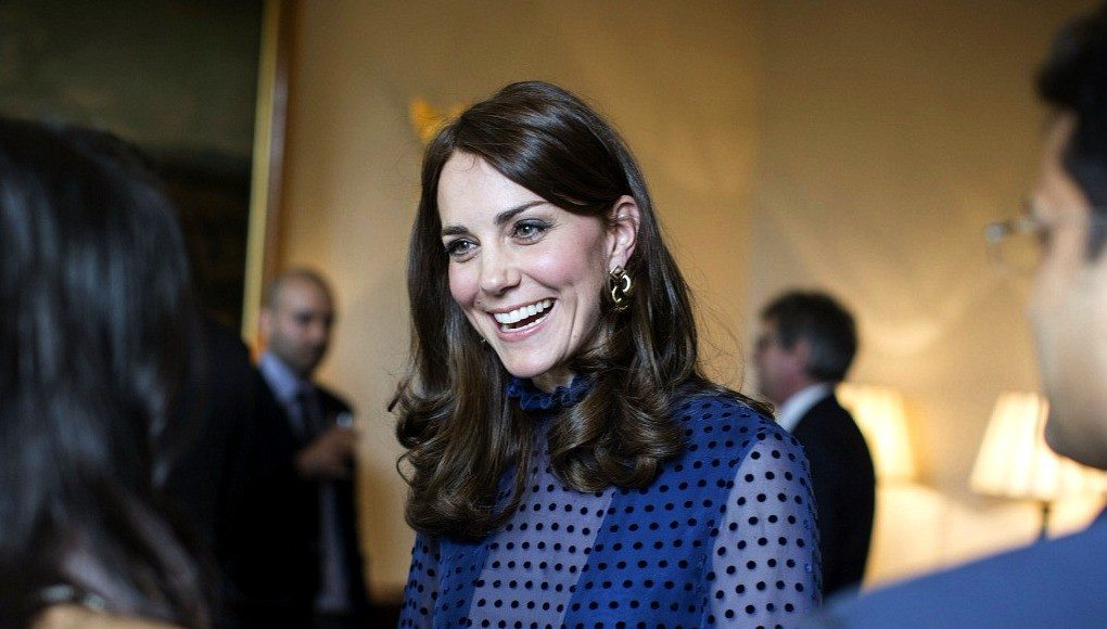 Kate Middleton Sheer Gown